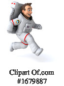 Astronaut Clipart #1679887 by Julos