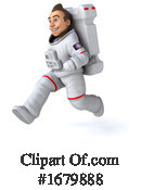 Astronaut Clipart #1679888 by Julos