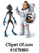 Astronaut Clipart #1679890 by Julos