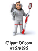 Astronaut Clipart #1679896 by Julos