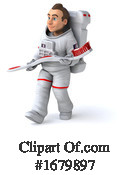 Astronaut Clipart #1679897 by Julos