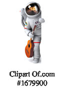 Astronaut Clipart #1679900 by Julos