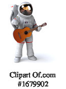 Astronaut Clipart #1679902 by Julos