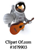 Astronaut Clipart #1679903 by Julos