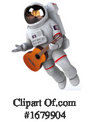 Astronaut Clipart #1679904 by Julos