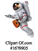 Astronaut Clipart #1679905 by Julos