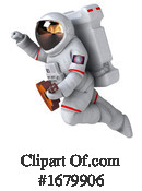 Astronaut Clipart #1679906 by Julos