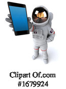 Astronaut Clipart #1679924 by Julos