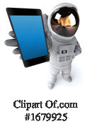 Astronaut Clipart #1679925 by Julos