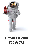 Astronaut Clipart #1689775 by Julos