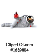 Astronaut Clipart #1689804 by Julos