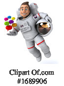 Astronaut Clipart #1689906 by Julos