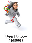 Astronaut Clipart #1689918 by Julos