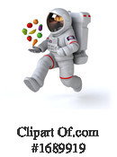 Astronaut Clipart #1689919 by Julos