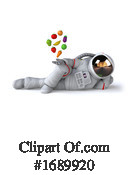 Astronaut Clipart #1689920 by Julos