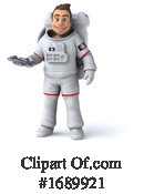 Astronaut Clipart #1689921 by Julos