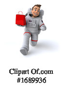 Astronaut Clipart #1689936 by Julos