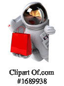 Astronaut Clipart #1689938 by Julos