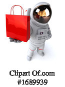 Astronaut Clipart #1689939 by Julos