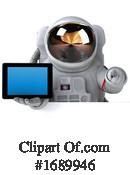 Astronaut Clipart #1689946 by Julos