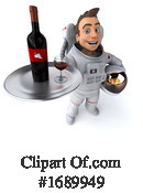 Astronaut Clipart #1689949 by Julos