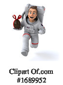 Astronaut Clipart #1689952 by Julos
