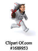 Astronaut Clipart #1689953 by Julos
