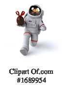 Astronaut Clipart #1689954 by Julos
