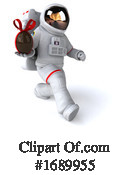 Astronaut Clipart #1689955 by Julos