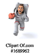 Astronaut Clipart #1689962 by Julos