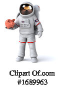 Astronaut Clipart #1689963 by Julos