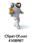 Astronaut Clipart #1689967 by Julos