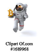 Astronaut Clipart #1689968 by Julos