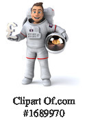 Astronaut Clipart #1689970 by Julos