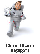 Astronaut Clipart #1689971 by Julos