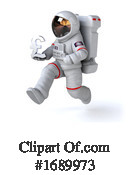 Astronaut Clipart #1689973 by Julos