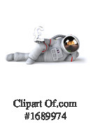 Astronaut Clipart #1689974 by Julos