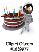 Astronaut Clipart #1689977 by Julos