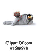 Astronaut Clipart #1689978 by Julos