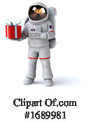 Astronaut Clipart #1689981 by Julos