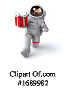 Astronaut Clipart #1689982 by Julos