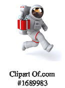 Astronaut Clipart #1689983 by Julos