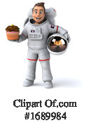 Astronaut Clipart #1689984 by Julos