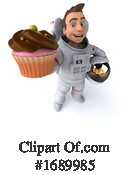 Astronaut Clipart #1689985 by Julos