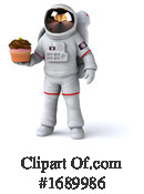 Astronaut Clipart #1689986 by Julos