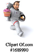 Astronaut Clipart #1689990 by Julos