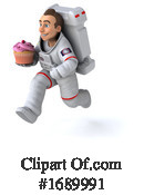 Astronaut Clipart #1689991 by Julos