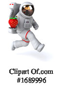 Astronaut Clipart #1689996 by Julos