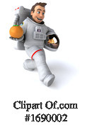 Astronaut Clipart #1690002 by Julos
