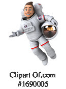 Astronaut Clipart #1690005 by Julos